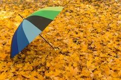 Farbiger Regenschirm Stockfotos