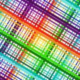 Farbiger Streifenhintergrund Lizenzfreie Stockbilder