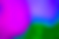 Farbiger unscharfer Hintergrund Stockbild
