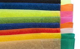 Farbiges Gewebe Lizenzfreie Stockbilder