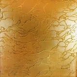 Farbiges Glas mit Beschaffenheit und Entlastung lizenzfreie abbildung