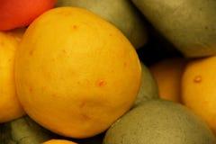 5 farbiges Mandu Stockbild