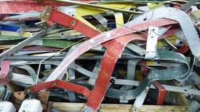 Farbiges Metall Lizenzfreie Stockbilder