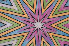 Farbiges Mosaik Lizenzfreie Stockfotos