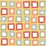 Farbiges Muster Stockbild