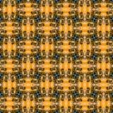 Farbiges Nettomuster Stockbilder