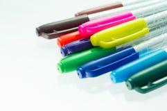 Farbkopf Stockbild
