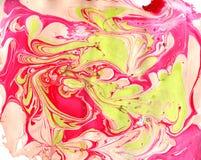Farbmarmorbeschaffenheit stockbild