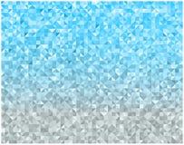 Farbmosaikfliesenhintergrund lizenzfreie abbildung