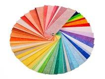 Farbmuster Lizenzfreie Stockbilder