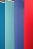 Farbpapiere Stockfotos