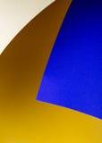 Farbpapierhintergrund Lizenzfreie Stockfotografie