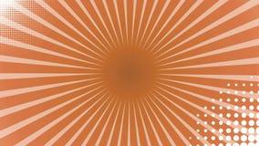 Farbpop-arten-Hintergrundanimation mit optionalem luma Lech Alpha Luma Matte schloss ein stock abbildung