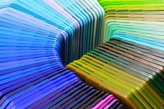Farbproben Lizenzfreies Stockbild