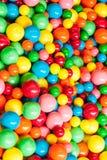 Farbsüßigkeiten Lizenzfreies Stockbild