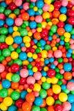 Farbsüßigkeiten Lizenzfreies Stockfoto