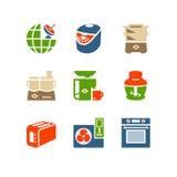 Farbsatz 17 Lizenzfreie Stockfotos