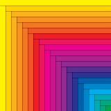 Farbspektrum-Zusammenfassungshintergrund, schön stock abbildung