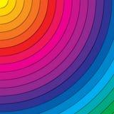 Farbspektrum-Zusammenfassungshintergrund, schönes Col. lizenzfreie abbildung