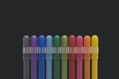 Farbstift Lizenzfreies Stockbild