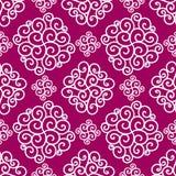 Farbstrudel-Muster stockfotos