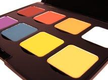 Farbton-Puder 4 Stockfotografie