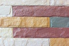 Farbwand Lizenzfreie Stockbilder