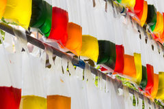 Farbwasser Stockfotos