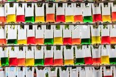 Farbwasser Lizenzfreies Stockbild