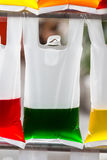 Farbwasser Lizenzfreie Stockbilder