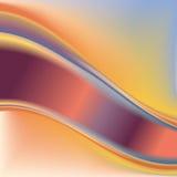 Farbwelle Raster 2 Lizenzfreie Stockbilder