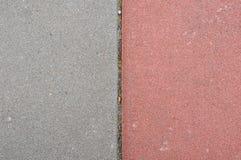 Farbwurm blockiert Muster Lizenzfreies Stockfoto