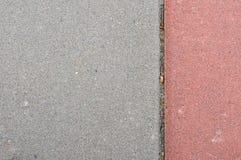 Farbwurm blockiert Muster Lizenzfreie Stockfotografie