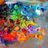 farby Zdjęcia Stock