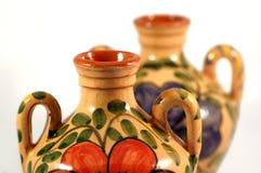 farby ceramiczny zioło obrazy royalty free