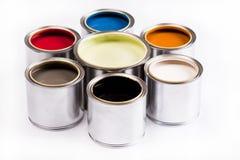 farby ściana Fotografia Stock