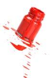 farby czerwień Obrazy Royalty Free