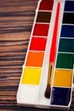 Farby dla rysować Zdjęcia Royalty Free