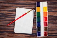 Farby dla rysować Obrazy Royalty Free