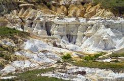 Farby kopalni park blisko Colorado Springs, Co Zdjęcia Stock