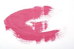 Farby muśnięcia uderzenie zdjęcia stock