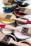 farby paleta Zdjęcie Stock