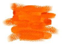 Farby plama Fotografia Stock