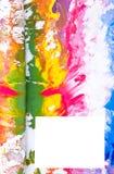 farby tekstura zdjęcia stock