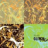 Farby tekstury wzór Fotografia Stock