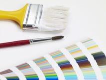 farby w Obraz Stock