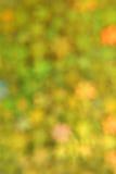 Farbzusammenfassung blured Hintergrund Stockfoto