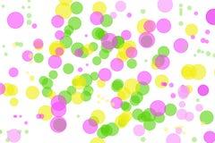 Farbzusammenfassung für Hintergrund Lizenzfreie Stockfotografie