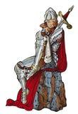 FArc de Joan O Ilustración del Vector