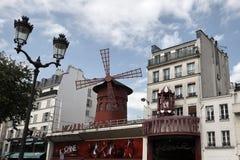 Fard à joues de Moulin Image libre de droits